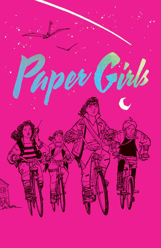 Paper Girls 3, página 2