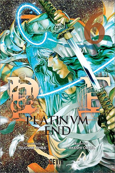 Platinum End Vol. 6