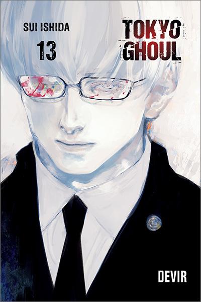 Tokyo Ghoul Vol. 13