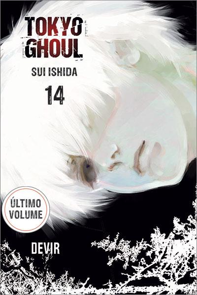 Tokyo Ghoul Volume 14