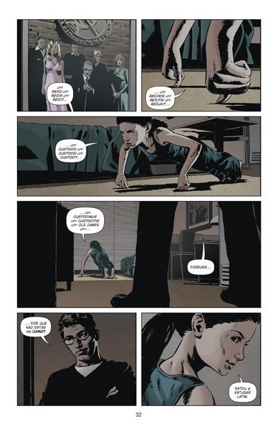Lazarus 2, página 32