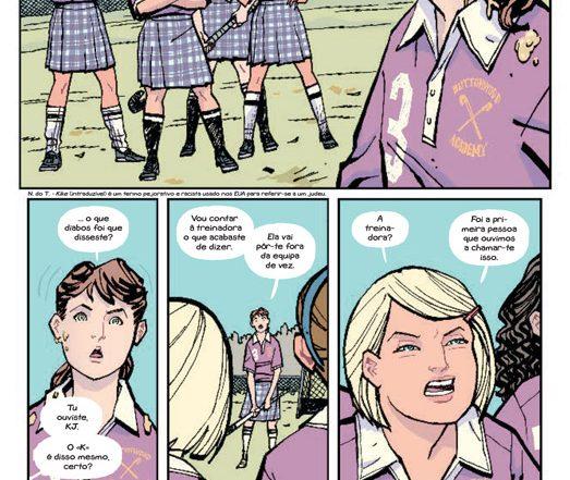 Paper Girls 3, página 6