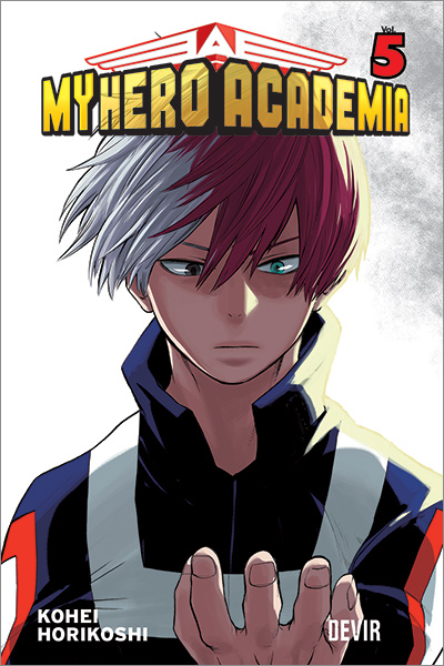 My Hero Academia Volume 5
