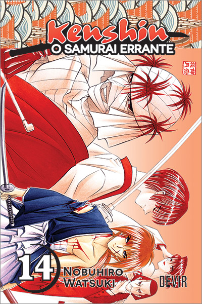 Kenshin, o Samurai Errante 14