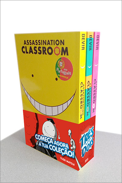 Pack Assassination Classroom