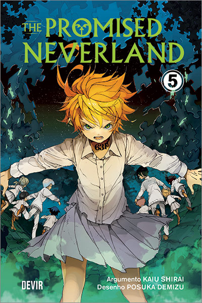 Promised Neverland 5