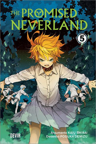 Promised Neverland 5
