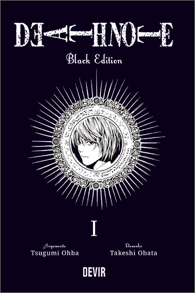 Death Note Black Edition