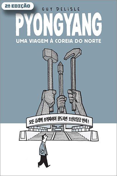 Capa do livro Pyongyang