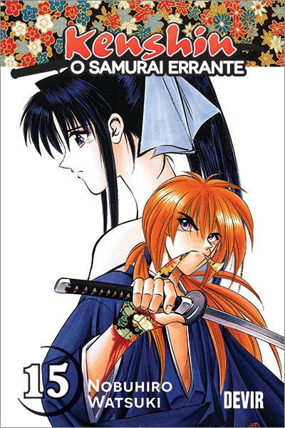 Kenshin, o Samurai Errante 15